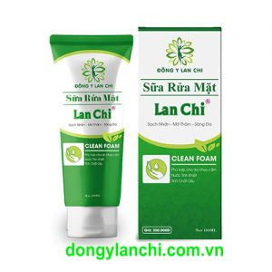 Hình ảnh sữa rửa mặt Lan Chi