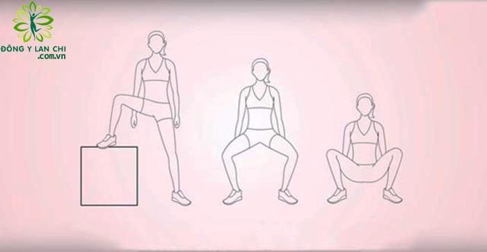 Cách ngồi để tiện nhất để đặt Cốc Nguyệt San