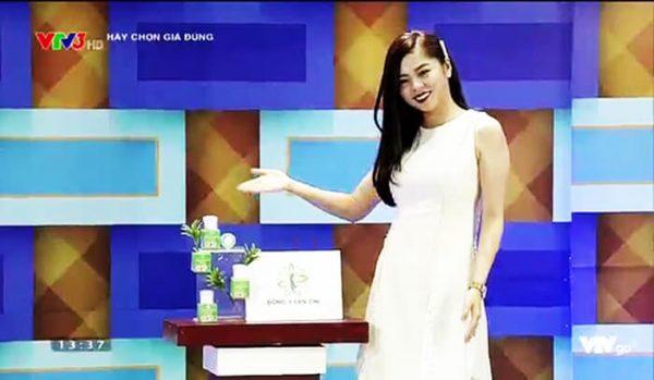 Thảo Dược Khử Mùi Lan Chi Trên truyền hình VTV3