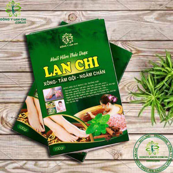 Ảnh sản phẩm muối hầm thảo dược Lan Chi