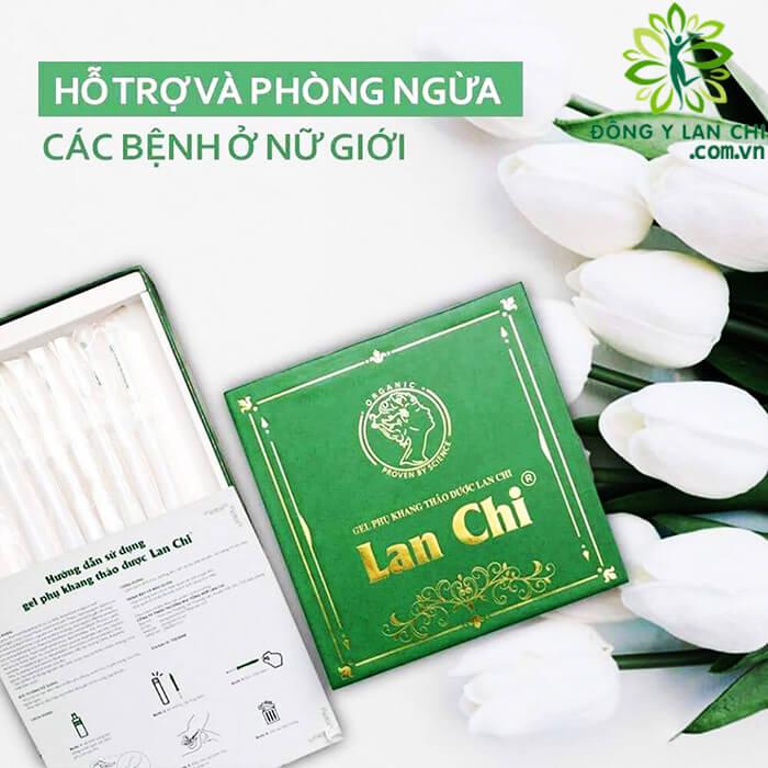 Gel phụ khang Lan Chi